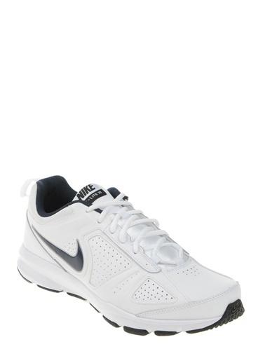 Nike Nike T-Lite XI Beyaz Günlük Fitness Antreman Erkek Spor Ayakkabı Beyaz